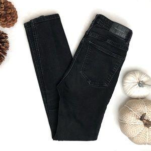 Zara | Trafaluc Denimwear Black Skinny Jeans